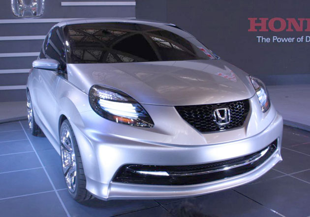 Small Honda Concept