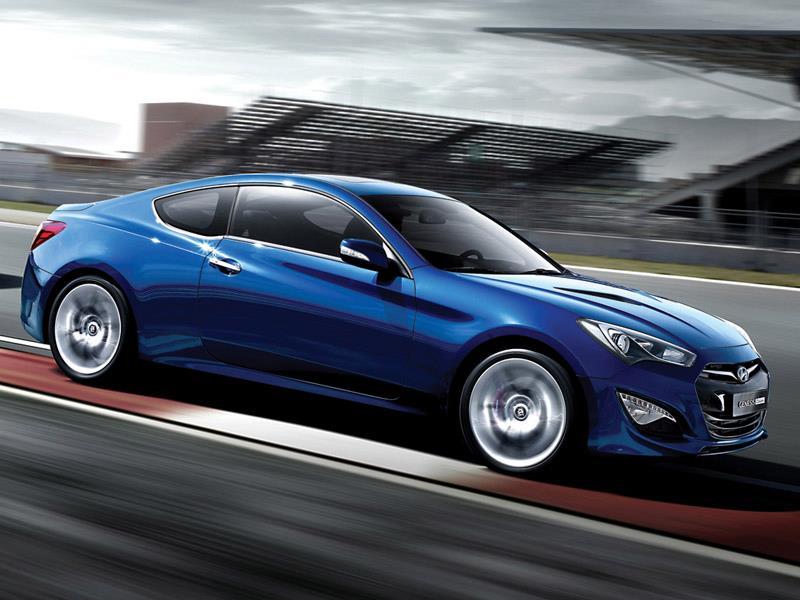 Hyundai genesis 380 gt