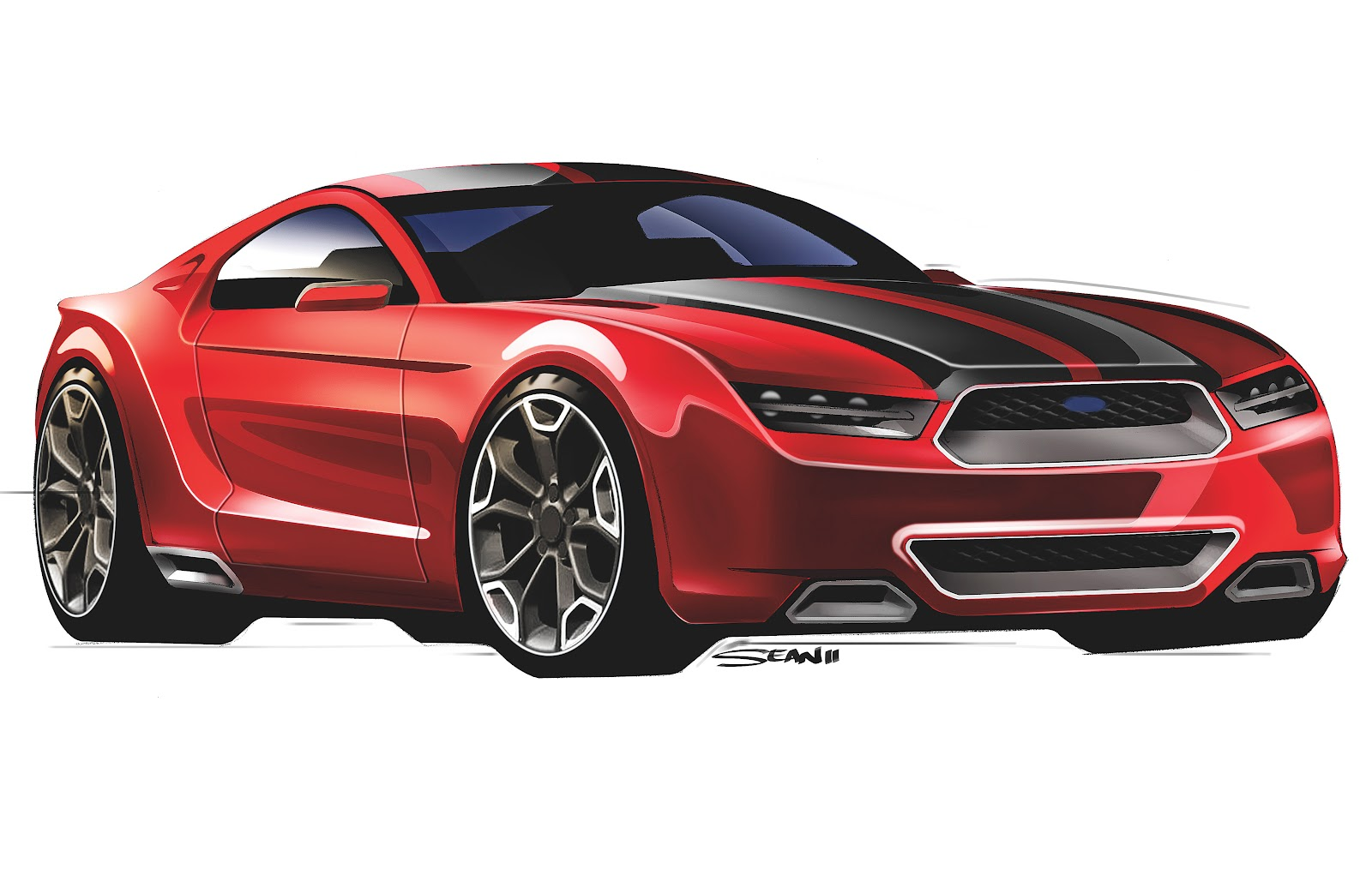 Next Mustang Sports Car For 2013 14 Woodyscarsite Com
